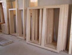 Production and installation of window and door