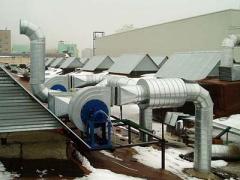 Проектування систем кондиціювання й вентиляції