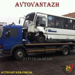 Евакуація автобусів