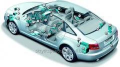 Комп'ютерна діагностика автомобіля