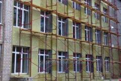 Оренда будівельного риштування