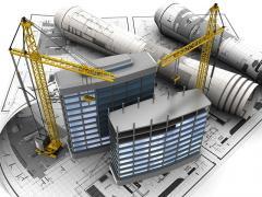 Построить частный дом, построить бассейн, озеро. Днепр и Украина