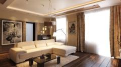 Дизайн интерьера квартиры, дома, 3D визуализация, чертежи. Днепр и Украина
