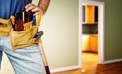 Ремонт квартиры, ремонт дома «под ключ». Днепр и Украина