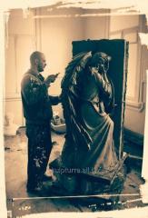 Авторские скульптуры,на заказ