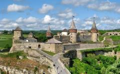 Легендарный Каменец-Подольский