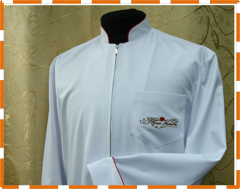 Вышивка на корпоративной одежде