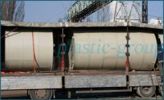 Производство пластиковых емкостей