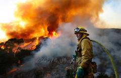 Проведение независимой пожарно-технической экспертизы (судебный эксперт).