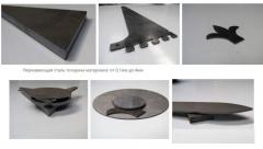 Недорогой и быстрый способ обработки материалов  любой сложности с высокой точностью и скоростью с мин отходами