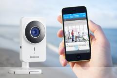 Video surveillance on the Interne