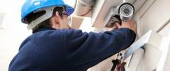 Video surveillance repair