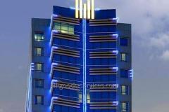 Copthorne Hotel Sharjahl, Шарджа, ОАЭ, 04.04.17