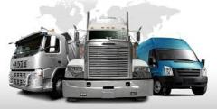 Консультации по международным перевозках