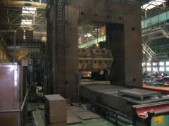 Шлифование станины станков до 5 м длиной и 2 м шириной