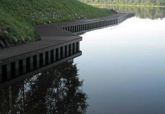 Берегоукрепление рек