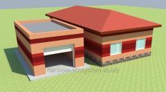 Construction of Energy efficient buildings