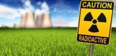 Documentation of a post of radiation and chemical