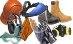 Средства индивидуальной защиты (СИЗ) для предприятий
