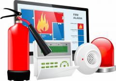 Монтаж, техническое обслуживание установок пожарной сигнализации