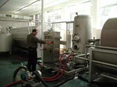 Servicing of technological equipment