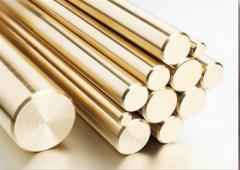 Brass plating steel