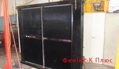 Repair of radiators of cooling for self-propelled