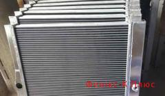Services in repair of radiators for automobiles