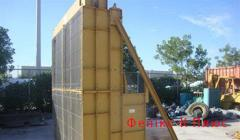 Production of radiators for industrial coolers of