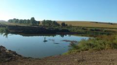 Дноуглубление водоемов
