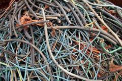 Утилизация и переработка отходов медного кабеля, провода