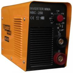 Repair of welding inverters