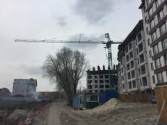 Rent of the Potain Simma GT118 tower crane Italy