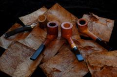 Ремонт курительных трубок, полная реставрация.
