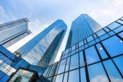 Финансирование объектов строительства