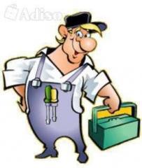 Услуги электрика , электромонтера, монтажника