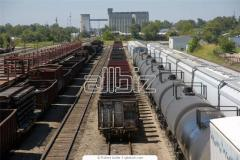 Transportation of goods ZH\D