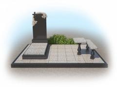 Создание 3D макетов памятников 2