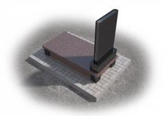 Создание 3D макетов памятников 7