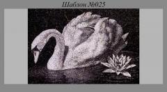Художественное Оформление памятника Лебедь