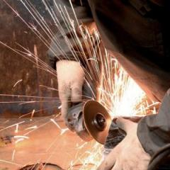Metalwork works