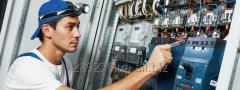 Широкий спектр услуг в сфере электромонтажа