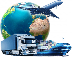 International cargo transportation