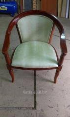 Перетяжка кресла Киев (3)