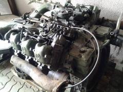 Diagnostics and repair of engines of Mercedes