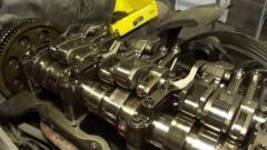 Diagnostics and repair of engines of vehicles
