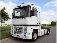 Сервис грузовых автомобилей RENAULT