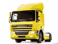 Автосервис грузовиков DAF