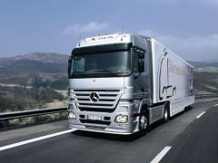 Автосервис грузовиков MERCEDES