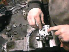 Repair (GUR) VOLVO, DAF,MAN, KAMAZ power steerings